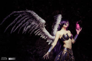 Morgana Cosplay by Issabel by IssabelCosplay