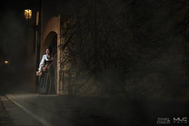 Violet Adair, steampunk cosplay