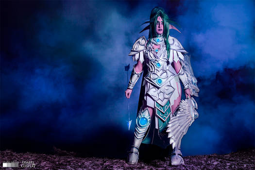 Tyrande Whisperwind cosplay, Heroes of the Storm