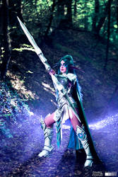 Tyrande Whisperwind Cosplay - Heroes of the Storm
