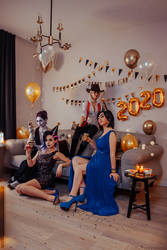 Overwatch New Year Party!