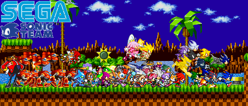 The gallery for --> Hyper Sonic Sprites