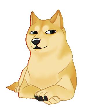 shibe doge by Annasko