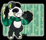 Mini panda adopt(closed)