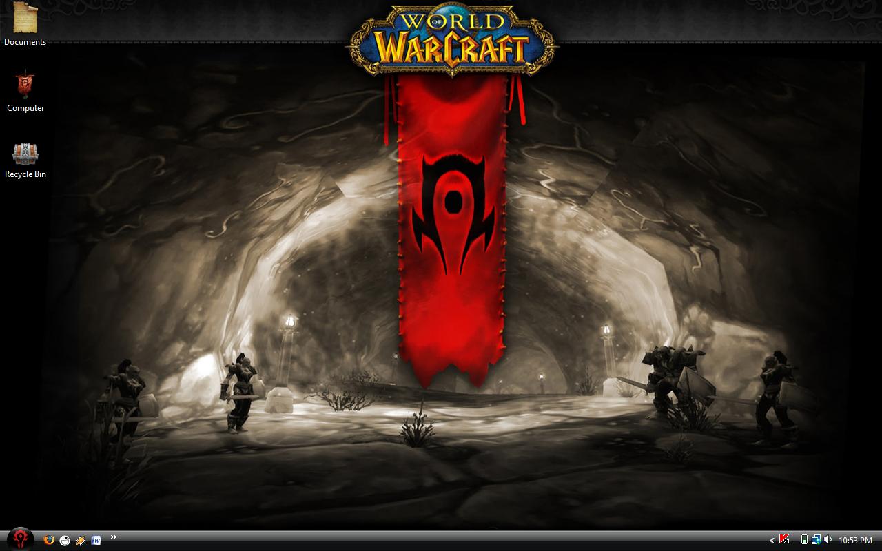 World Of Warcraft: Horde Theme