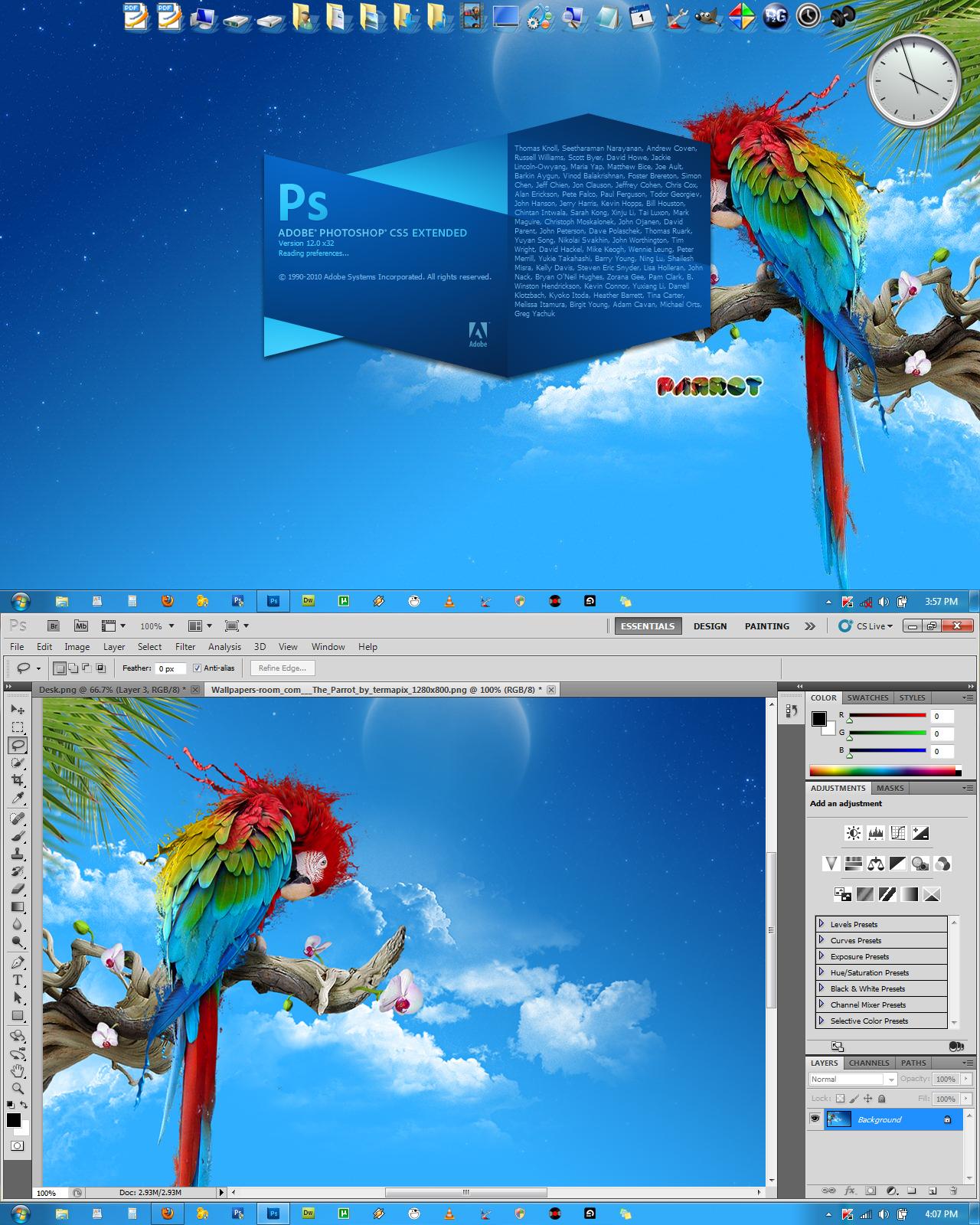 Desktop May 2010