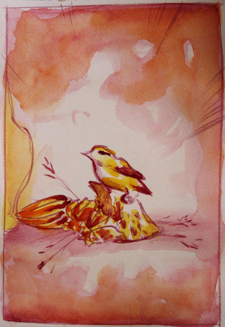 Bird Series #2 by Foxflake