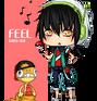 Pixel Doll : F E E L by c-r-y-s