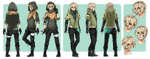 Character Sheet: Keil