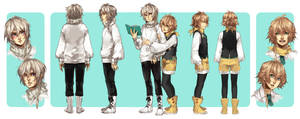 CharaSheet: YukixRei