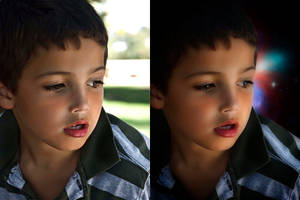 Phatpuppy's Son Before After