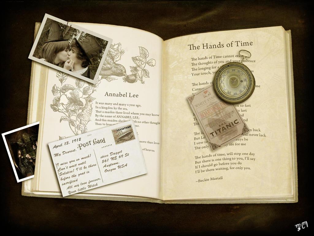 How to scrapbook memories - Tragic Scrapbook Memories By Prairiekittin