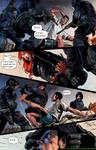 Black Widow Arrested Handcuffed 2