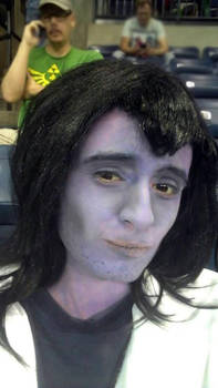 Ven cosplay face