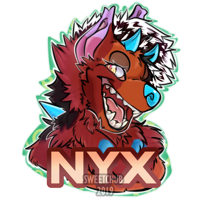Nyx badge by SweetChub