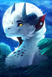DoingtheDrake YCH Painting