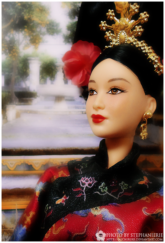 Chinese Princess by Michiru83