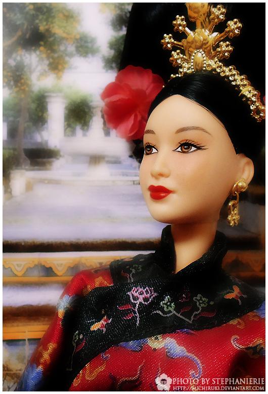 Chinese Princess by Michiru83