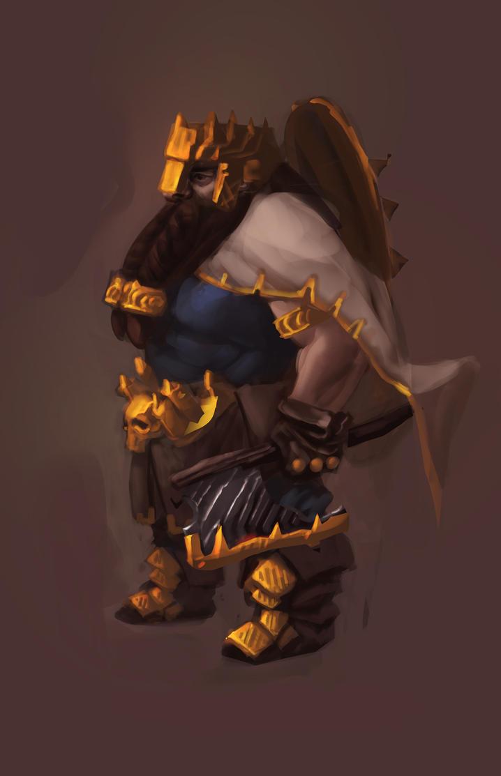 Dwarf by Fratos