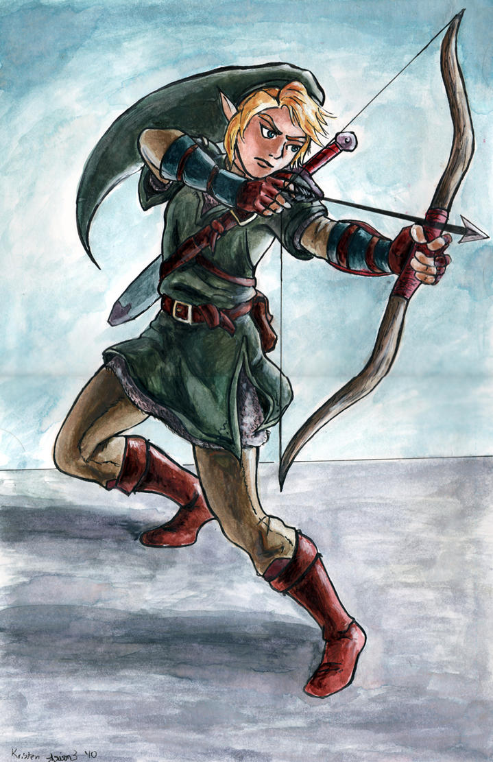 Link by Penguinton