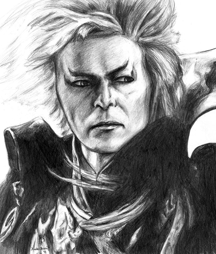 Jareth the Goblin King by Penguinton