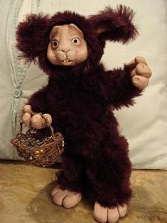 Easter bunny by BellaSofran