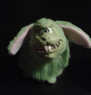 Cyklops bunny!