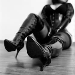 boots series by DominaJurisprudentia