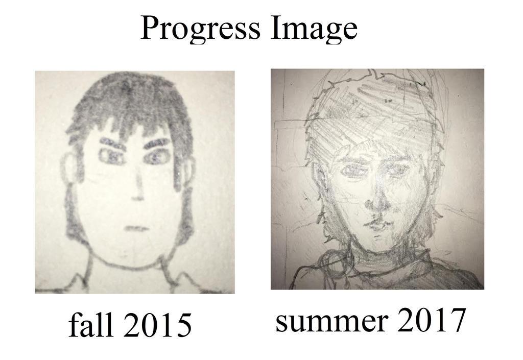 Artistic Progress 2015-2017 by Meridican