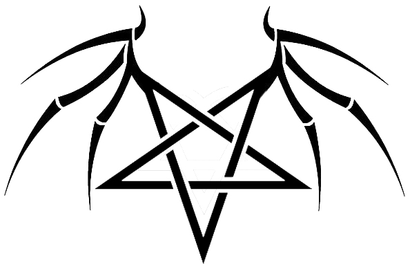 a pentagram tattoo may be