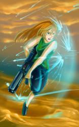 Iji's Courage by Oneiric-Studios