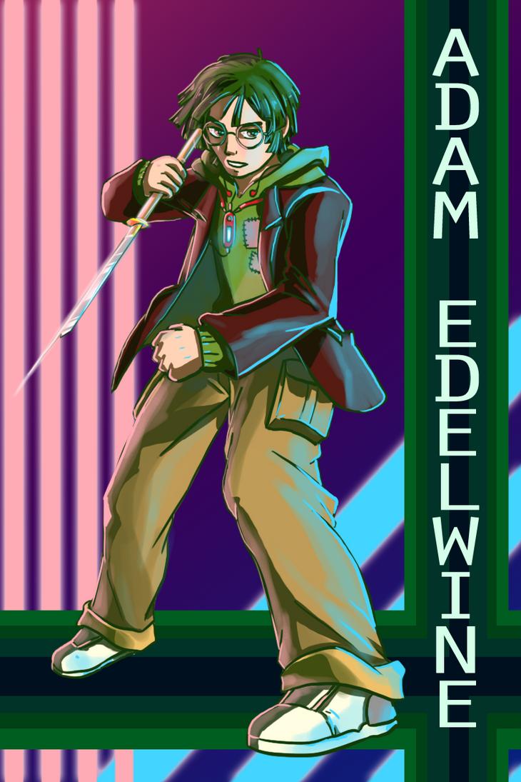 Adam Edelwine by Oneiric-Studios