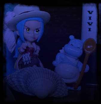 Vivi Princess of Alabasta (One Piece) by Metchiren