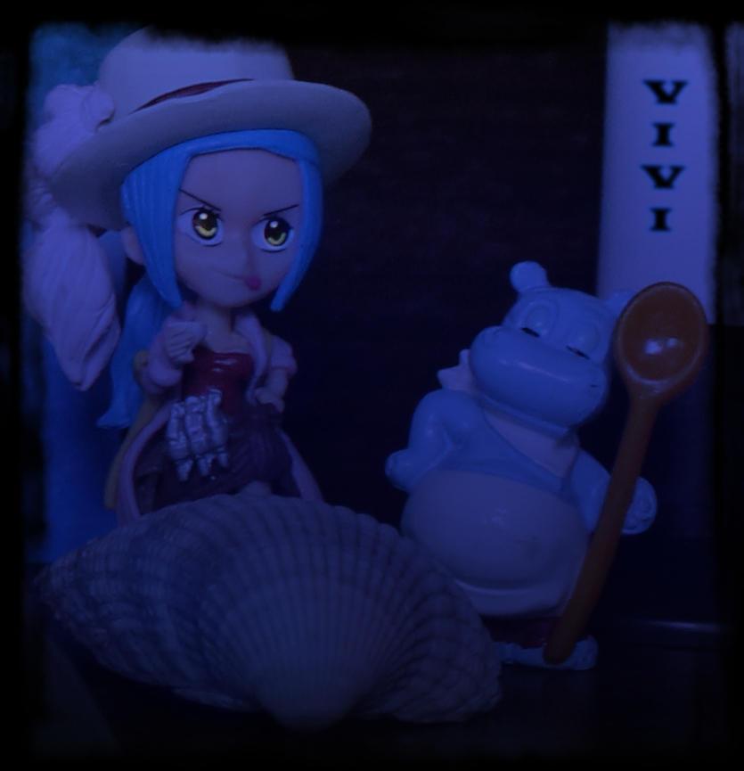 Vivi Princess of Alabasta (One Piece)