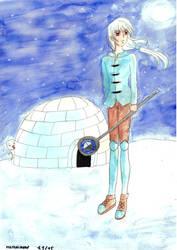 Ice Madoshi (November 2015) by Metchiren