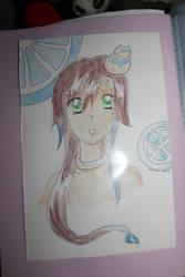 Akemi Aquarelle