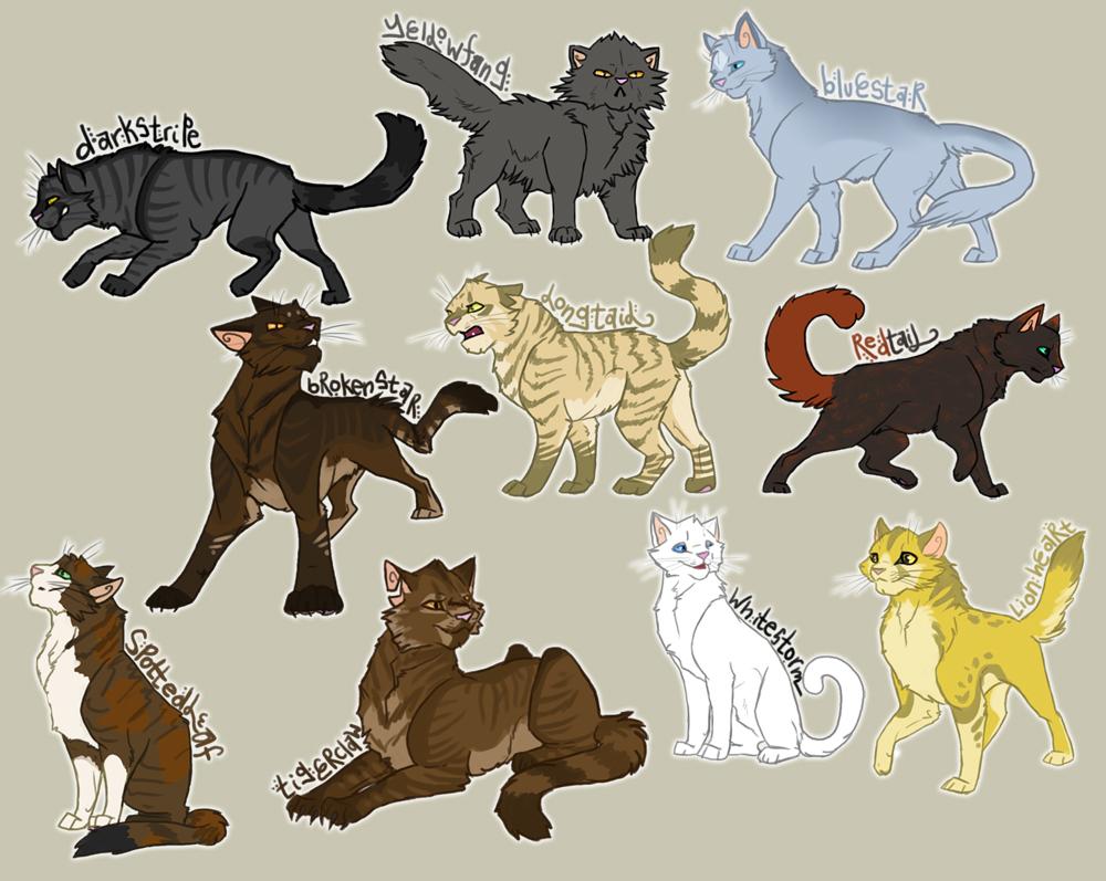 Warrior Cat Roleplay Sites Webs