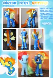 Custom Pony: Spitfire by autumnalone
