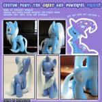 Custom Pony: Trixie