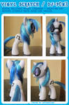 Custom Pony: DJ-P0N3