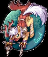 PonyAssassinRO by LimreiArt