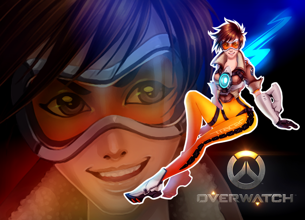Tracer by LimreiArt