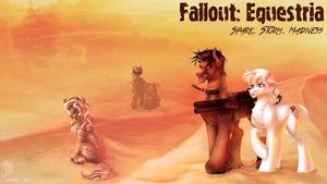 Fallout Equestria: Spark. Storm. Madness