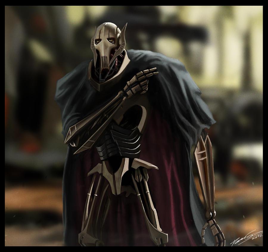 General Grievous Wallpaper: General Grievous By PetuGee On DeviantArt