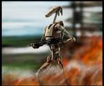 Star Wars I - B1 Battle Droid