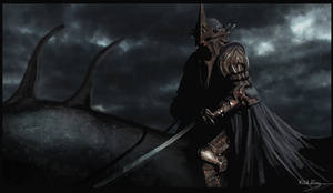 Lord of the Rings / Witch-king of Angmar by PetuGee