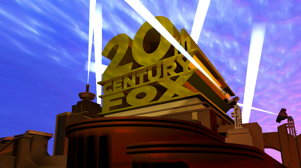 Th Century Fox Logo Design