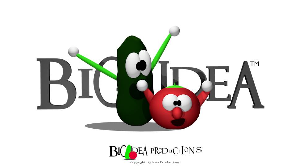 Big Idea Productions (APRIL FOOLS VARIANT)