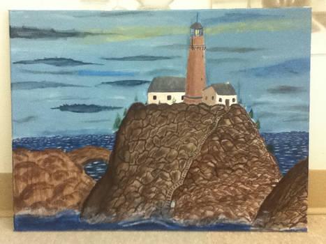 Seascape Unfinished