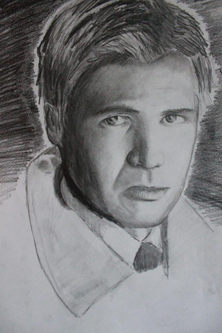 Harrison Ford by vampire-ninjas